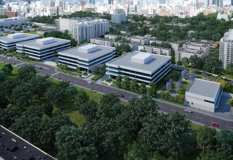 SDI – Atlas Office Park